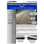 Variable Spindle Speed Threading
