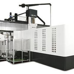 MCR-C Double-Column Machining Center for 5-Sided Applications Wins at Nikkan Kogyo Shimbun's 44th Machine Design Awards